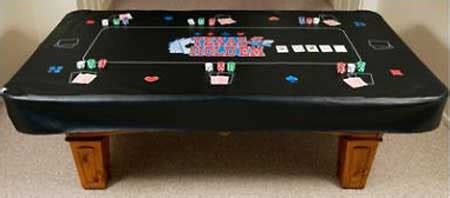 texas hold em fitted cover seasonal specialty stores