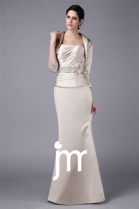 robe habillée pour mariage robe chagne longue de soiree mere mariee