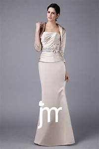 Robe De Mariée Champagne : robe champagne longue de soiree mere mariee blog officiel de ~ Preciouscoupons.com Idées de Décoration