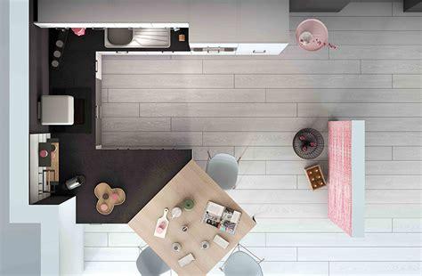 cuisine atypique d馗o 7 plans de petites cuisines biens pensés mobalpa