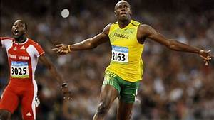 Usain Bolt Running Wallpapers - 1366x768 - 289314