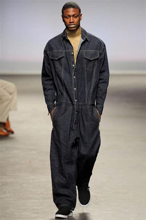 mens denim jumpsuit modern 39 s sportswear essentials in astrid andersen fall
