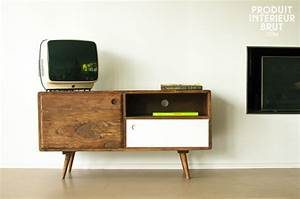Tv Möbel Vintage : tv m bel 1969 retro linie naturfarbe und praktisches design ~ Sanjose-hotels-ca.com Haus und Dekorationen