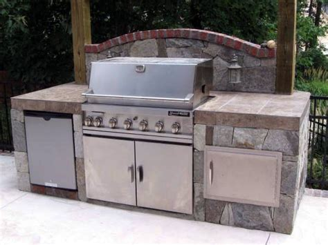kitchen island grill 107 best images about bbq islands on covered 1918