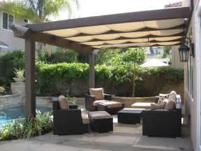 Modern Outdoor Patio Shade
