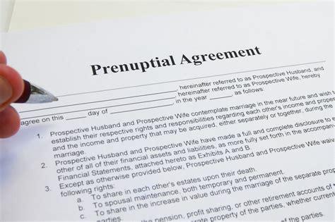 prenuptial agreement maneka gandhi might make prenuptial agreements a reality