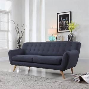 Modern Sofa Couch : furniture mid century modern chairs with mid century modern furniture with white curtain and ~ Indierocktalk.com Haus und Dekorationen