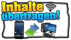 Handy Aufladen Ohne Kabel : daten von pc auf handy bertragen andersrum ohne kabel ~ Kayakingforconservation.com Haus und Dekorationen
