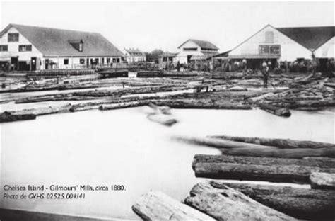gatineau river log drive
