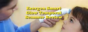 Exergen Smart Glow Temporal Scanner