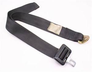 Rear Bench Seatbelt Lap Seat Belt 80