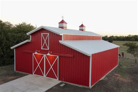 See more ideas about pole barn homes, home, house design. Mueller Buildings | Custom Metal & Steel Frame Homes