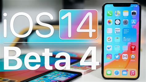 iOS 14 Beta 4 is Out! - What's New? - YouTube