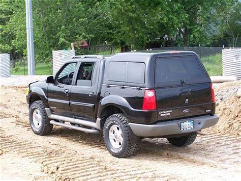 Bubba_hawk 2001 Ford Explorer Sport Trac Specs, Photos
