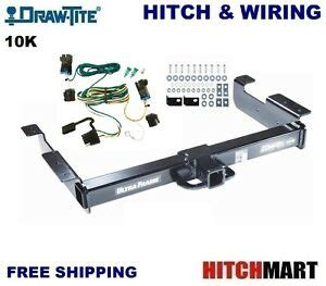 Chevy Trailer Wiring by 10k Trailer Hitch Wiring For 1996 2017 Chevy Express