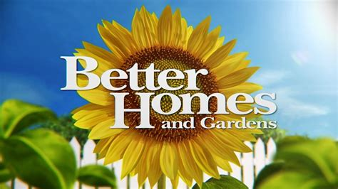 Better Homes And Gardens by Seven Wins Friday Tv With Better Homes And Gardens