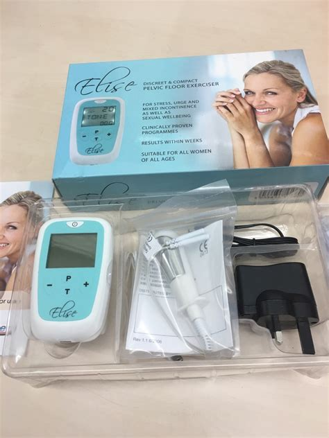Pelvic Floor Exerciser Elise by Tenscare Elise Pelvic Floor Exercise Device Incontinence