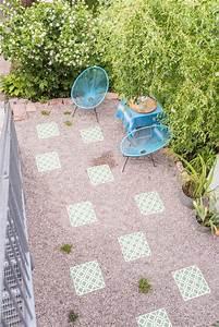 Betonplatten Mit Holzstruktur : diy betonplatten upcycling f r den garten leelah loves ~ Markanthonyermac.com Haus und Dekorationen