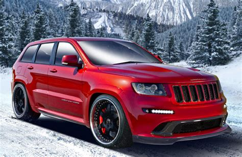 Hennessey's 800-hp Jeep Grand Cherokee Will Blow Your Mind