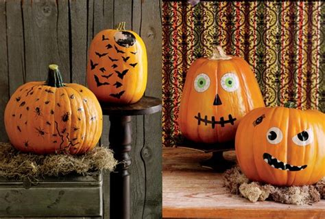 pumpkin decorating ideas halloween ideas from martha stewart the sweetest occasion