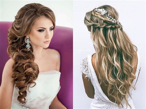 wedding hairstyles  long hair feed inspiration