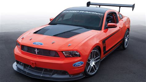 The insurance company is going to want to know about this. 2012 Ford Mustang Boss 302S Photo Gallery - Autoblog