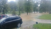Overview of the storms and flooding on Saturday