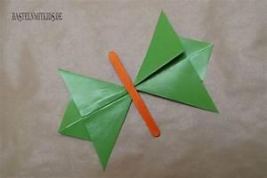 Schmetterling Basteln Papier : schmetterling aus papier falten schmetterling falten aus ~ Lizthompson.info Haus und Dekorationen