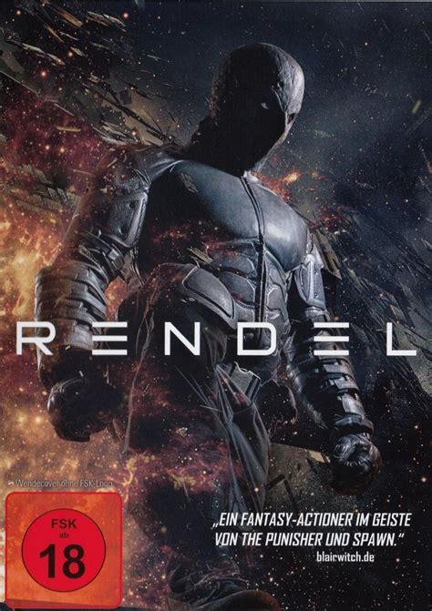 Film Rendel auf DVD oder Bluray kaufen  MovieSale die