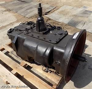 Eaton Fuller Road Ranger Rt16918a 18 Speed Transmission