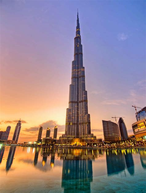 Burj Khalifa - Yallabook