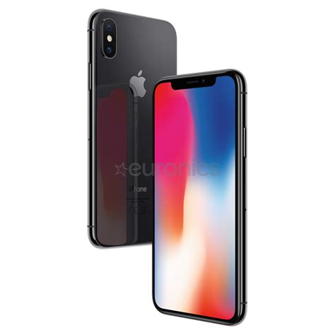 smartphone apple iphone x 64 gb mqac2et a