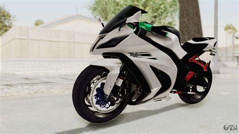 Modification Kawasaki Zx10 R kawasaki zx 10r modification for gta san andreas