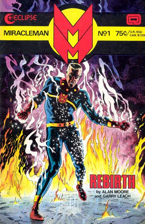 A Moment Of Cerebus Alan Moore's Marvelmanmiracleman