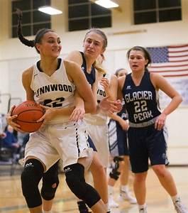 Girls basketball: Lynnwood beats Glacier Peak in a blowout ...