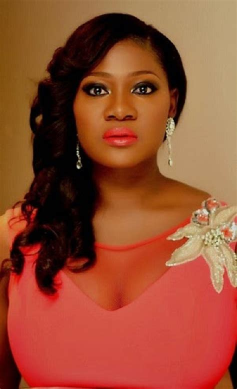 Osheyy Nollywood Actress Mercy Johnson Shows Off Her