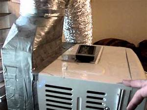 Air Conditioning Window Unit Modified