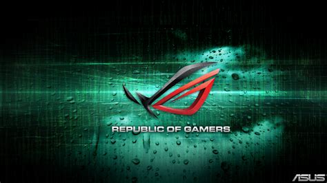 Republic Of Gamers Backgrounds Download Free