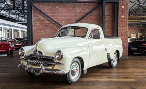 holden fj ute richmonds classic  prestige cars