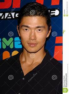 Rick Yune editorial stock image. Image of 11, magazine ...
