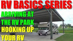 Hooking Up Your Rv  Step By Step Guide To Full Hook Ups