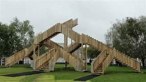 Treppengeländer Außen Holz : treppengel nder f r au en 32 originelle designs ~ Michelbontemps.com Haus und Dekorationen