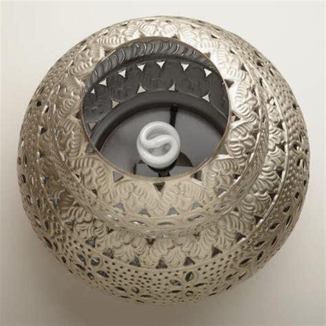 moroccan punched metal l extra large moroccan punched metal l world market