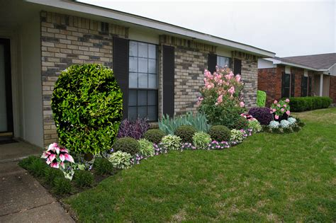 West Texas Landscaping Ideas  Garden Inspiration