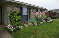 backyard landscape plans Amazing Landscaping Ideas For Front Yard North Texas Pictures Inspiration - Amys Office