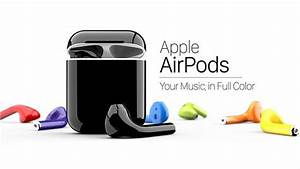 Apple AirPods Get A New Paint Job With ColorWare News Opinion