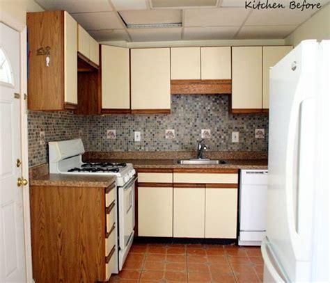 how to redo laminate kitchen cabinets laminate kitchen cabinet redo kitchen remodel 8841