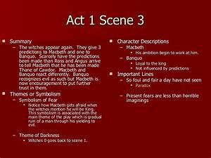 Quotes From Mac... Macbeth Scene Quotes