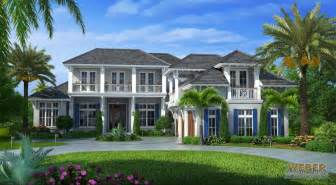 style homes plans naples fl architecture west indies style house plan