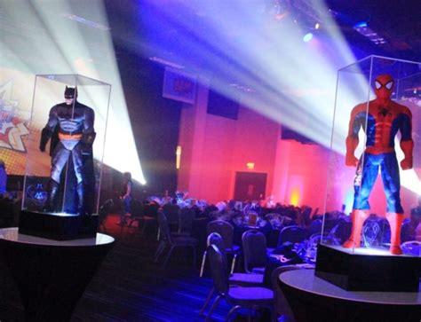 Superhero Theme I Themed Parties I The Events Company